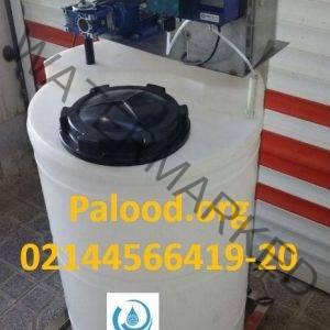 مهندسین پالود صنعت- پالود صتعت - کلرزن 200 لیتری- کلرزن مایع