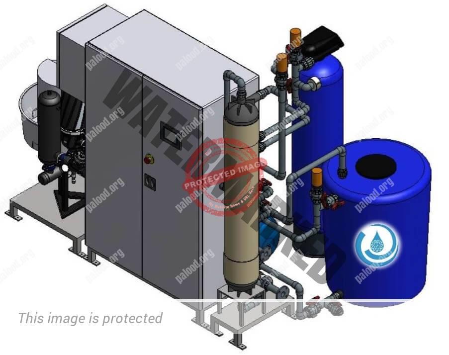 سیستم تصفیه پالود- پالود صنعت- مهندسین پالود صنعت- استفاده مجدد فاضلاب